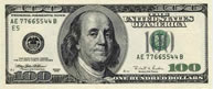 Banconota da 100 dollari