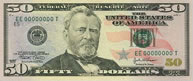 Banconota da 50 dollari