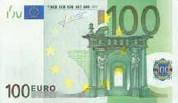 Banconota da 100 euro